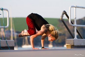Bendybug yoga pants