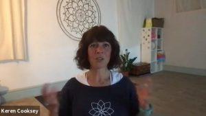 May 2021 Virtual Studio classes Falmouth Yoga Space