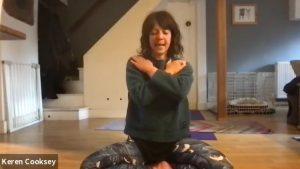 Yin yoga - stress relief