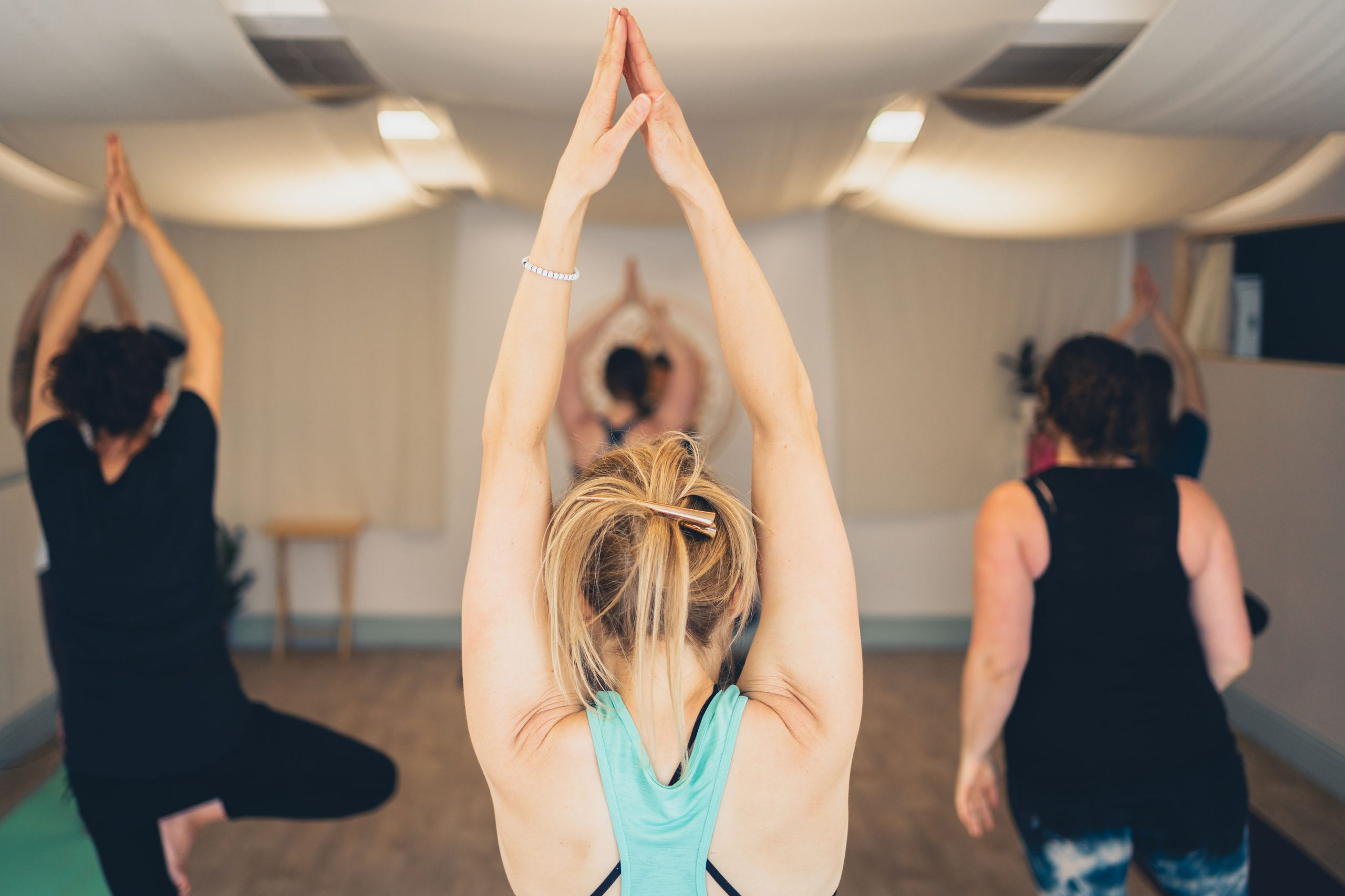 Yoga styles Cornwall
